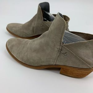 Sam Edelman Women's booties boots slip on 5.5